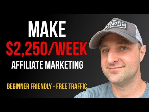 Affiliate Marketing 2019 | BEST Way for Beginners to Get Started (Free Traffic Method) thumbnail