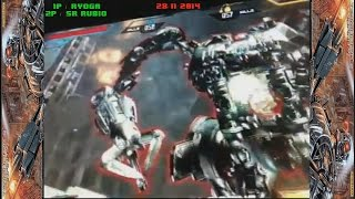 TERMINATOR SALVATION ARCADE GAME - ARCADE LONGPLAY - 2 PLAYERS CO-OP (FULL GAMEPLAY)