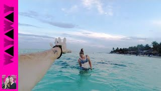 Moving to Mahahual Mexico! - Travel Couple VLOG #332