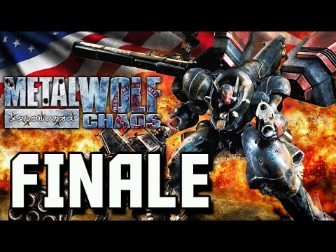 Let's Play Metal Wolf Chaos ft. Mike (FINALE) - Fight House / Space Rainbow
