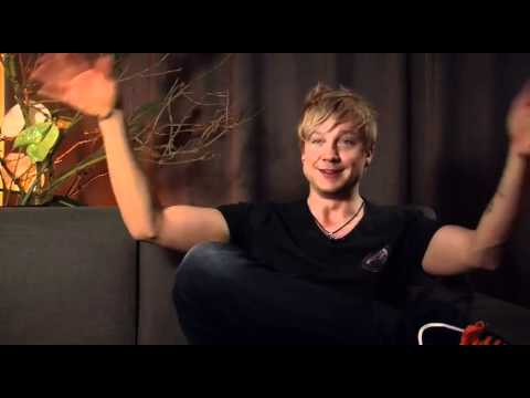 Sunrise Avenue - Interview with Samu part 1