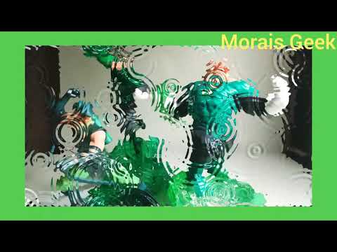 lanterna-verde#-arqueiro-verde#-tropa-dos-lanterna-verde-comics#iron-studios-morais-geek#