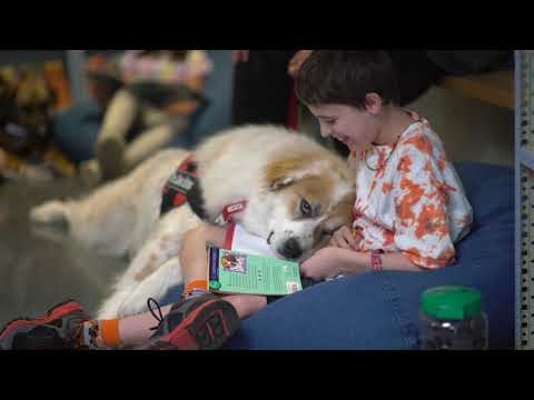 Integrated Animal Assisted Education & Reading Remediation at The Calais School