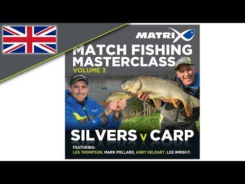 *** Coarse & Match Fishing TV *** Matrix Match Fishing Masterclass Volume 3 FULL DVD!!!