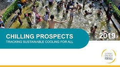 Key findings of Chilling Prospects: Tracking Sustainable Cooling for All 2019