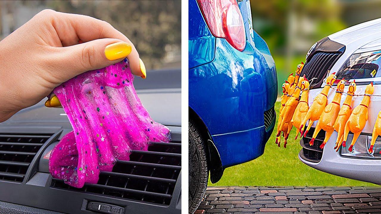 17 лайфхаков для авто, которые упростят жизнь! Автомобильные хитрости