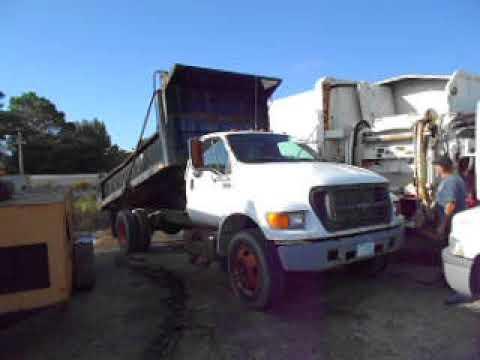 govdeals nc trucks