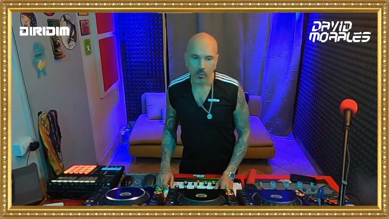 David Morales DIRIDIM Mix Show 119