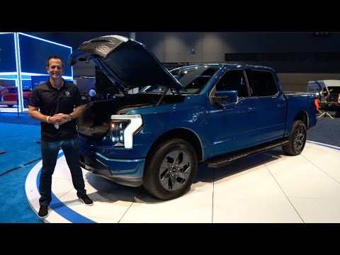 Is the ALL NEW 2022 Ford F-150 Lightning a truck WORTH the PRICE?