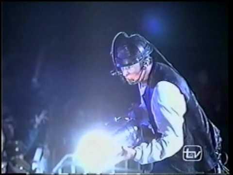Peter Gabriel Diggin In The Dirt Live Chile 1993