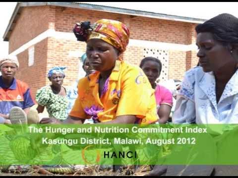 HANCI Community Voices - Kasungu district, Malawi