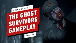 Resident Evil 2 - The Ghost Survivors DLC Launch Trailer