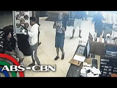 TV Patrol: Mga empleyado, guwardiya ng Pasay hotel, 'persons of interest' sa holdap