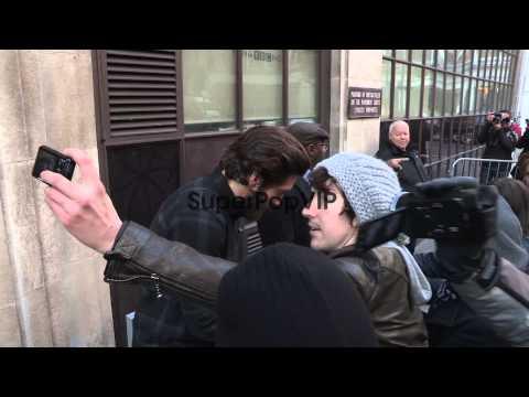 Jake Gyllenhaal at Celebrity Video Sightings in London  J...