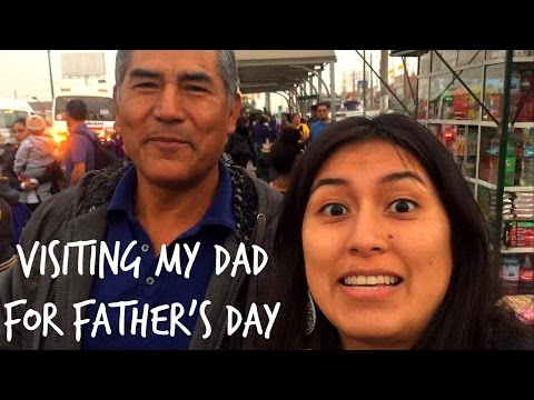 Visiting my dad in Comas for Father's Day (Vlog 18)