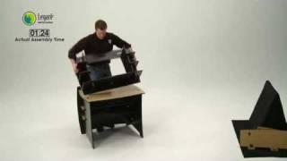 Legare Desk + Hutch Assembly From Simonhelene.com