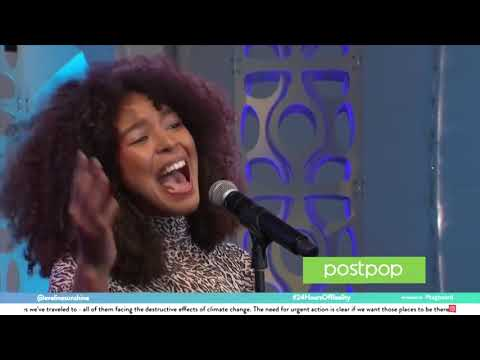 Arlissa - We Won't Move (Live For 24 Hours Of Climate Reality)
