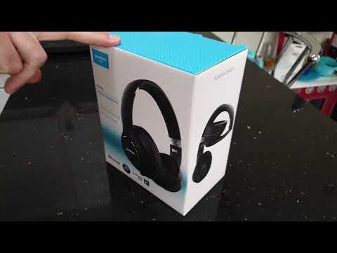 [4k]-soundcore-vortex-bluetooth-headphones-unboxing-and-quick-review-🎧