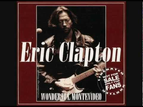 Eric Clapton - I Can't Stand It