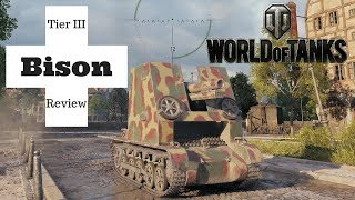 Bison review  World of Tanks