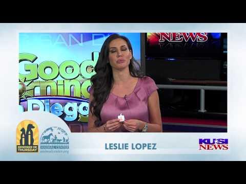 Remember Me Thursday  Leslie Lopez, KUSI