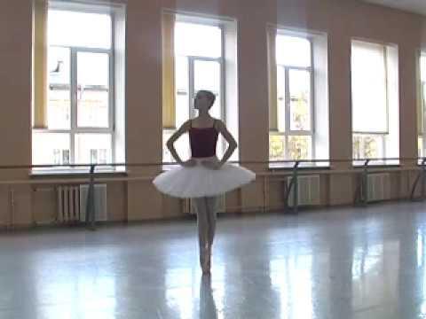 Female variation in ballet  Ballet lessons
