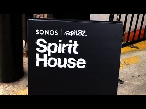 Gorillaz - Spirit House (April 2017)