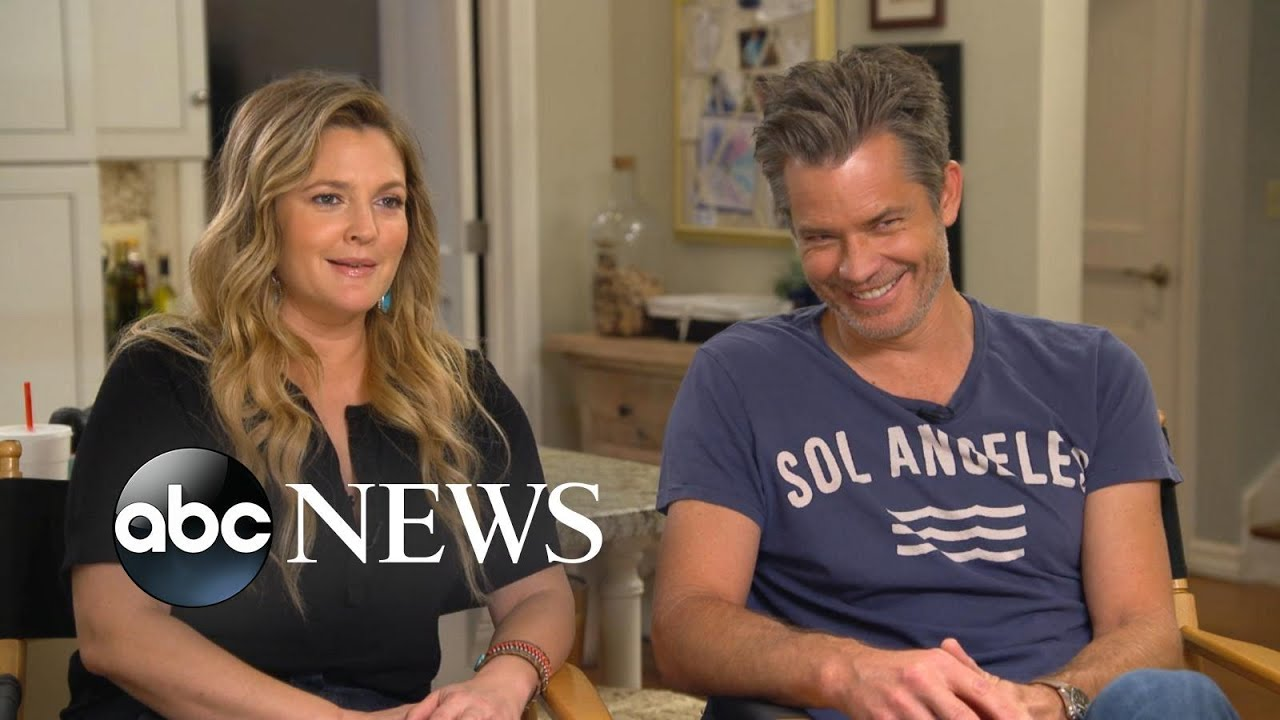 Download Drew Barrymore takes us behind the scenes at the 'Santa Clarita Diet' set l GMA