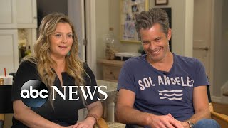 Drew Barrymore takes us behind the scenes at the 'Santa Clarita Diet' set l GMA