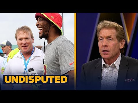 Shannon Sharpe on why Jon Gruden is the perfect coach to replace Raiders