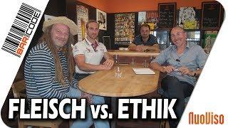 Fleisch vs. Ethik - #BarCode mit Andreas Göbel, Frank Stoner & Robert Stein
