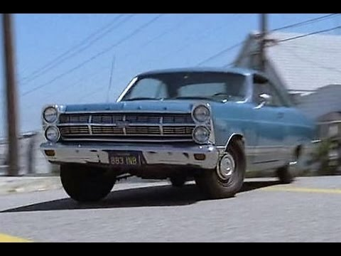 39 67 ford fairlane 500 in the streets of san francisco. Black Bedroom Furniture Sets. Home Design Ideas
