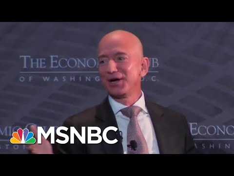 Federal Prosecutors Probing National Enquirer After Jeff Bezos Story | Hardball | MSNBC