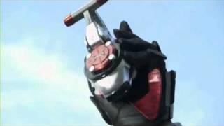 Kamen Rider Kabuto Hyper Form Henshin Sound