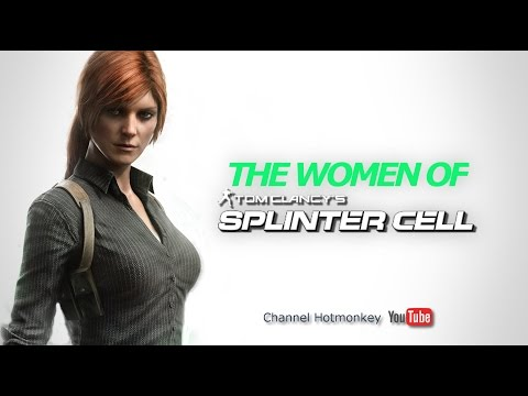 The Women Of SPLINTER CELL (2015)
