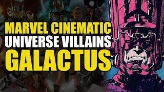 MCU Villains: Galactus | Comics Explained