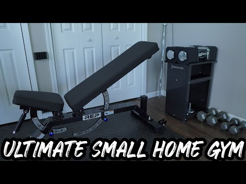 Best SMALL Home Gym BEST Gym Equipment for Small Spaces