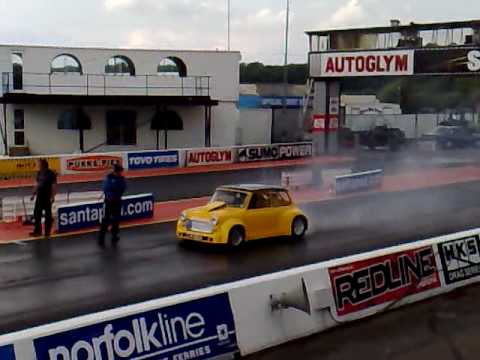 Officially the World's Fastest Mini!!!!