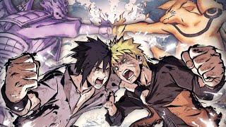 Наруто против Саске ФИНАЛЬНАЯ БИТВА   Naruto Shippuden: Ultimate Ninja Storm 4