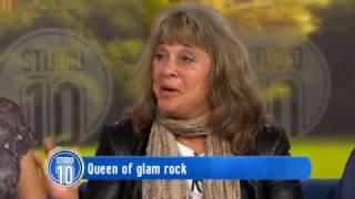 Suzi Quatro: Queen Of Glam Rock | Studio 10