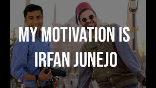 My first Vlog   Practice   Irfan Junejo   Ukhano   Mobile Vlog  