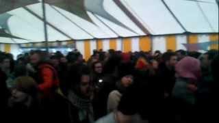 Tribes Gathering 2012 Psy Stage ca. 08:00 Sunday