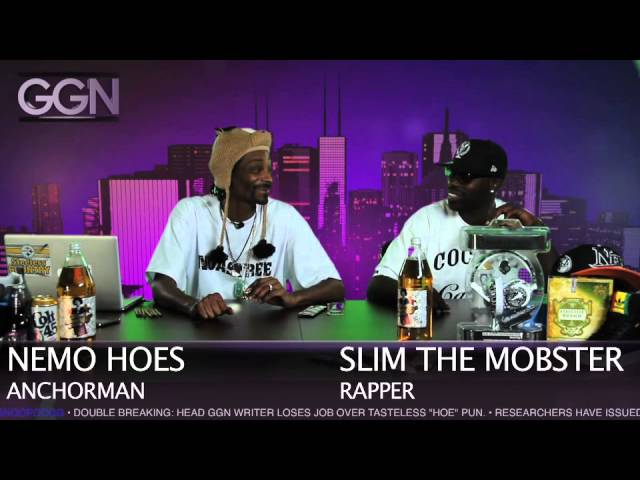 Slim the Mobster — GGN News S. 2 Ep. 17