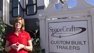 Spacecraft Manufacturing RV Tour of a Custom 5th Wheel Coach