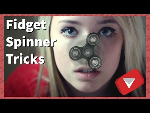 Fidget Spinner Tricks Compilations [2017] (TOP 10 VIDEOS)