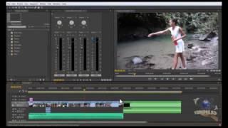 Adobe Premiere Pro. Просчёт фильма для DVD-диска