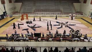 O'Connor  Panther Band Indoor Percussion Outlaw!