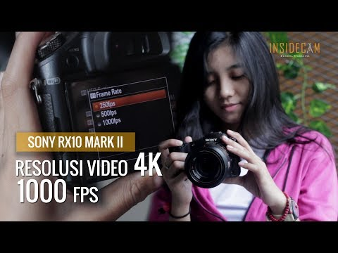 Quick Review Sony Cyber-shot Rx10 Mark II - Review Indonesia