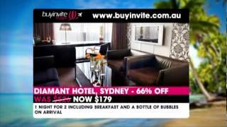 Buyinvite Travel: Diamant Hotel, Sydney Australia Thumbnail