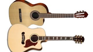 Классическая гитара или Акустическая с металлическими струнами, что выбрать новичку для обучения.